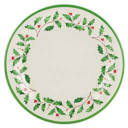 Lenox® Holiday® Melamine Dinner Plates (Set of 4)