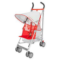 Maclaren® Volo Stroller in Silver/Marmalade
