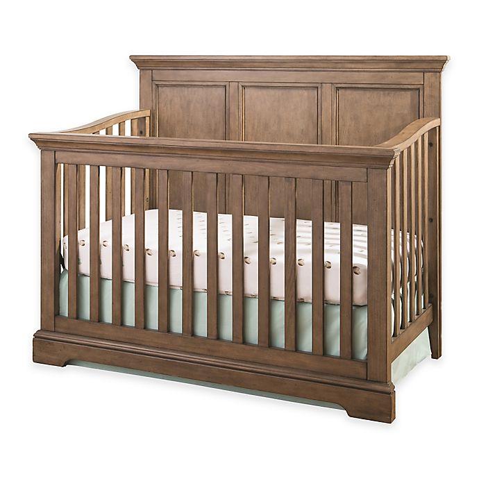 Westwood Design Hanley 4 In 1 Convertible Crib In Cashew Bed Bath