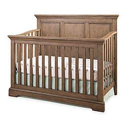 Westwood Design Hanley 4-in-1 Convertible Crib in Cashew