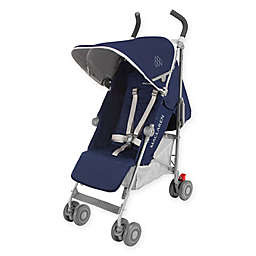 Maclaren 2016 Quest Stroller in Medieval Blue/Silver
