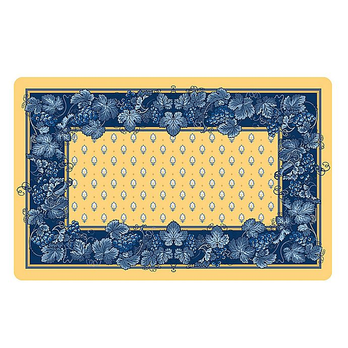Alternate image 1 for Weather Guard™ 18-Inch x 27-Inch Florentina Kitchen Mat