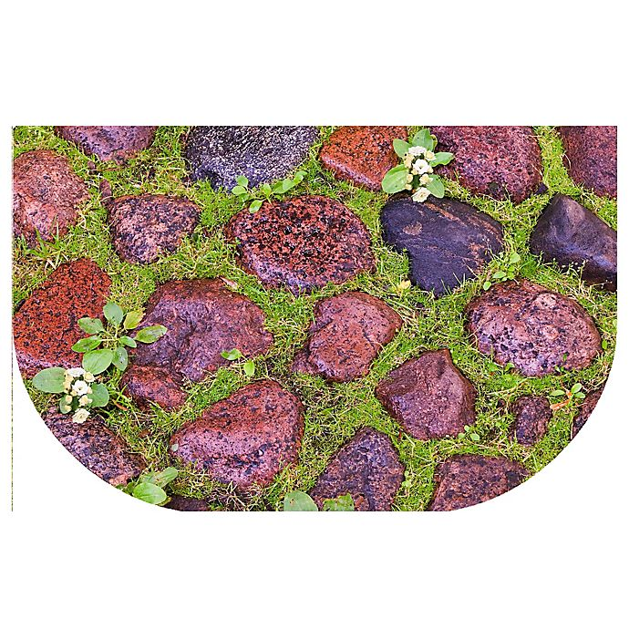 Alternate image 1 for The Softer Side by Weather Guard™ 24-Inch x 40-Inch Garden Path Kitchen Mat