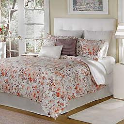 Bed Inc. Antoinette Comforter Set in Orange
