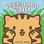 Peek-A-Boo Zoo  Board Book by Joyce Wan