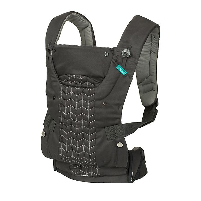 Alternate image 1 for Infantino® Upscale Customizable Carrier™ in Black