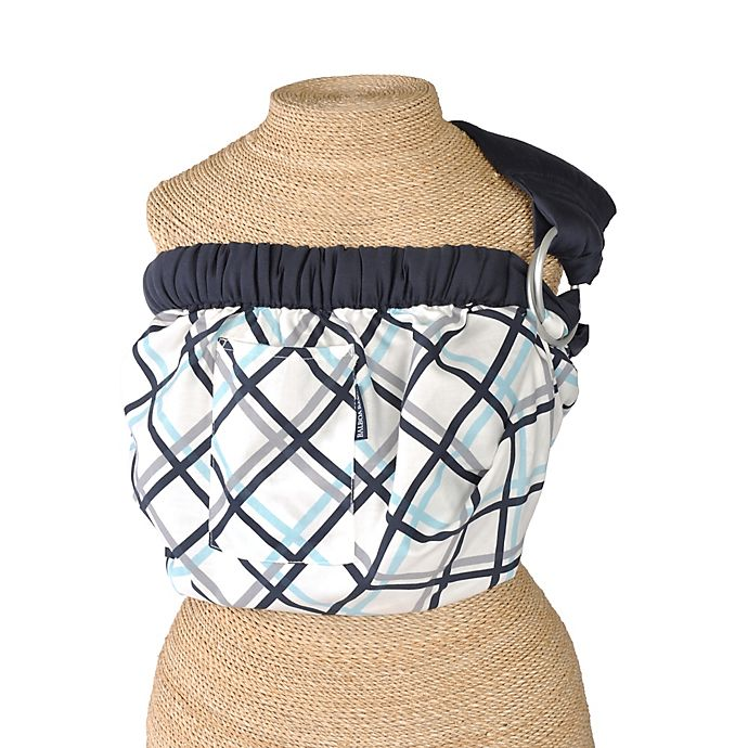 Alternate image 1 for Balboa Baby® Dr. Sears Adjustable Baby Sling in Navy