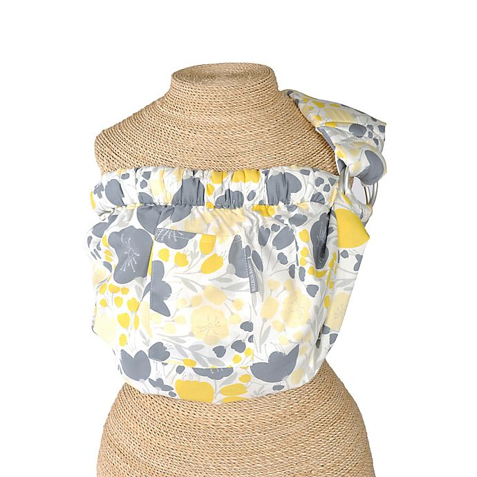 Alternate image 1 for Balboa Baby® Dr. Sears Adjustable Baby Sling in Yellow