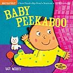 Indestructibles  Baby Peekaboo  Book by Kate Merritt