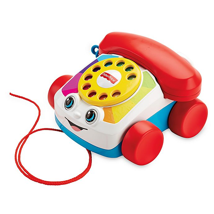 Alternate image 1 for Fisher-Price® Chatter Telephone®