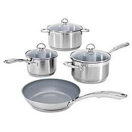 Chantal® Nonstick Ceramic Coated Induction 21 Steel™ Cookware Collection