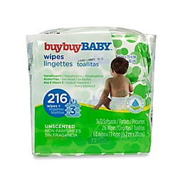 buybuy BABY™ 3-Pack 72-Count Unscented Wipes