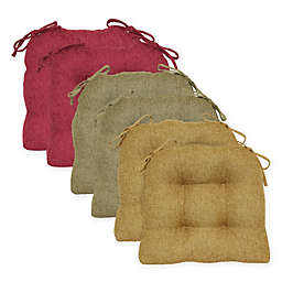 Jasper Tufted Chair Pads (Set of 2)