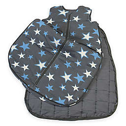 Gunamuna Gunapod® Luxury Duvet with WonderZip® in Blue Stars