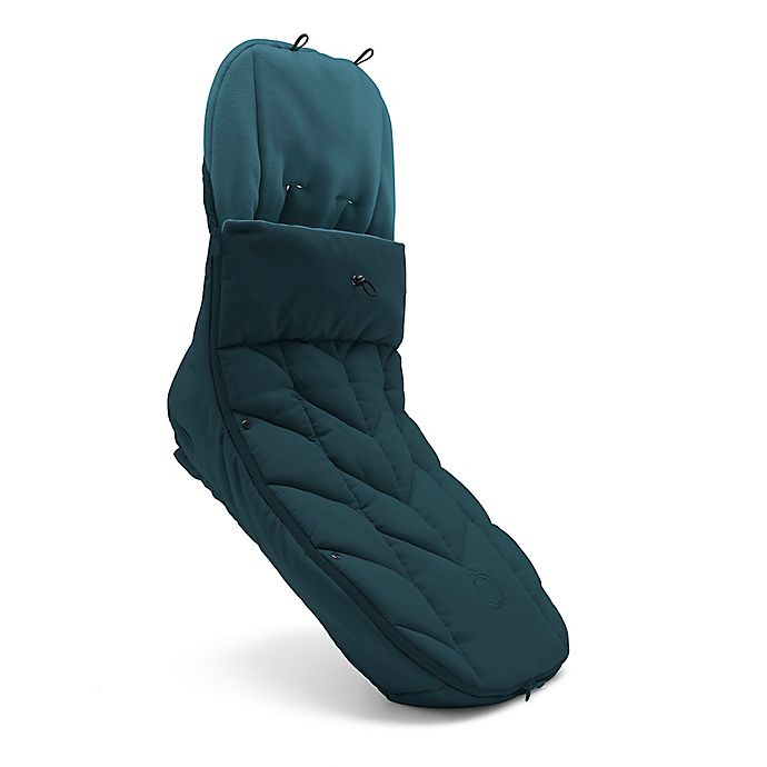 Alternate image 1 for Bugaboo Cameleon³ Elements Footmuff in Blue