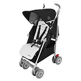 Maclaren® Techno XLR Stroller in Black/Silver