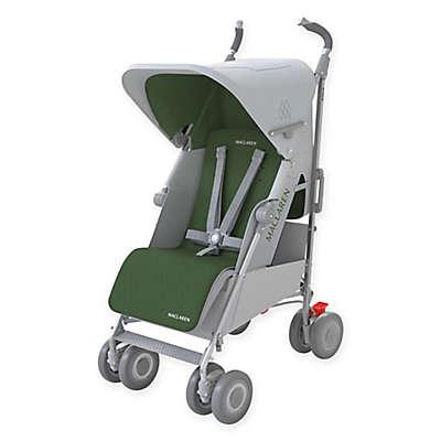 Maclaren® Techno XLR Stroller in Silver/Highland Green