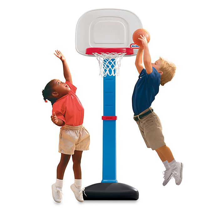 Alternate image 1 for Little Tikes™ EasyScore Basketball Set