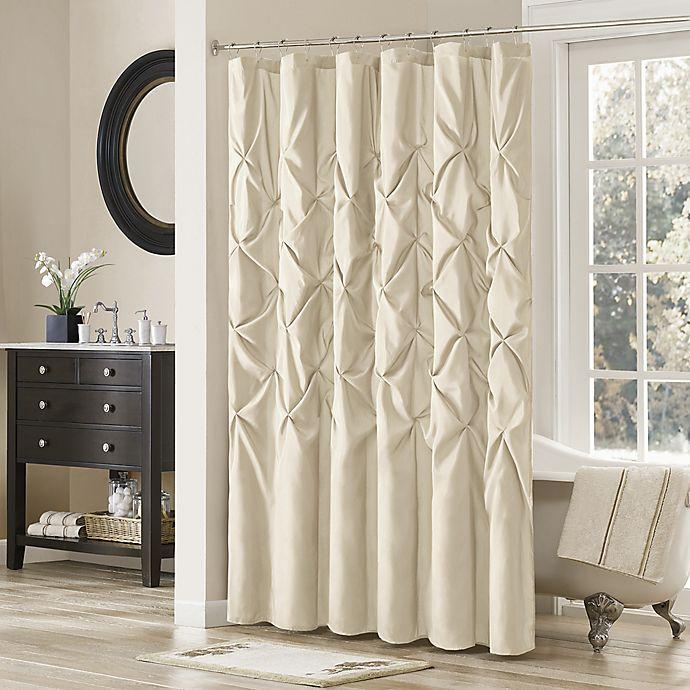 Alternate image 1 for Madison Park Laurel Shower Curtain