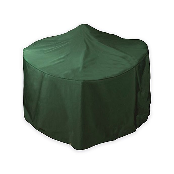 Alternate image 1 for Bosmere Low Fire Pit Cover in Green