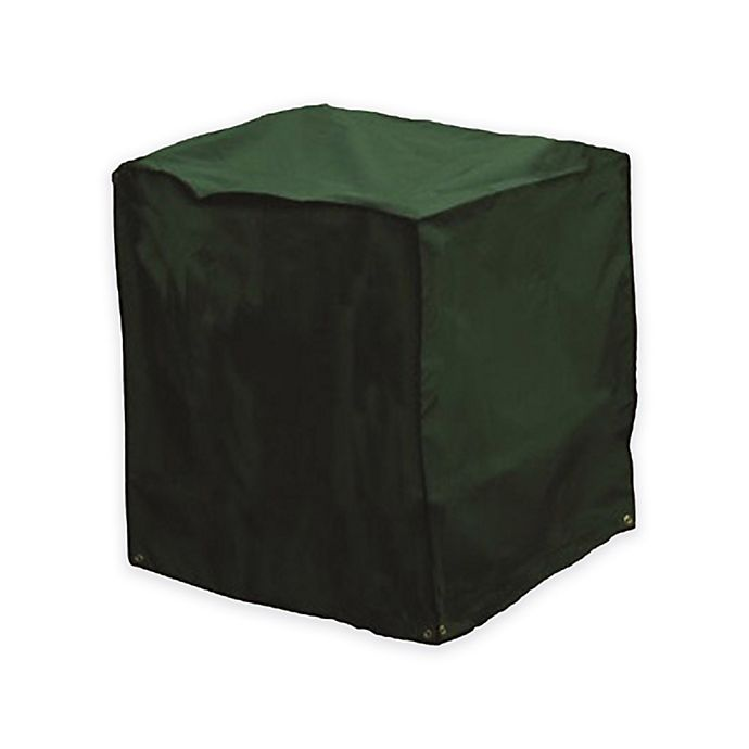 Alternate image 1 for Bosmere Square Fire Pit Cover in Green