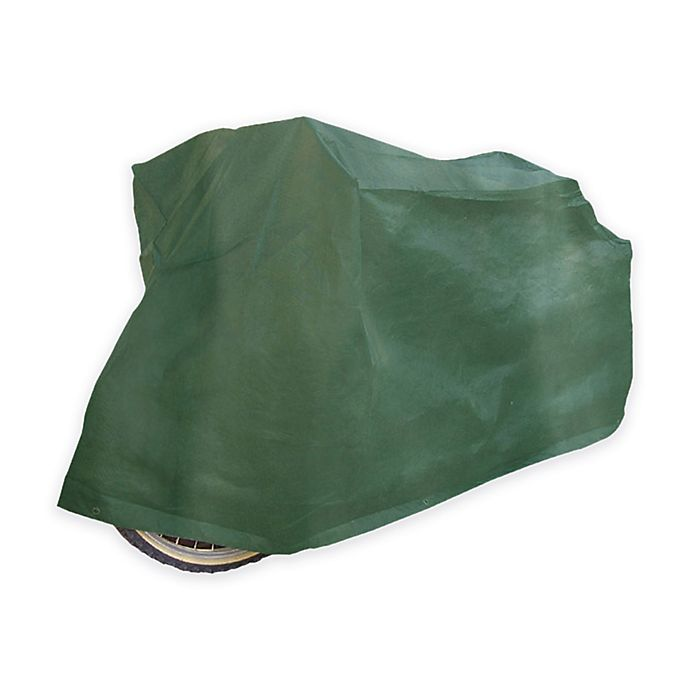 Alternate image 1 for Bosmere Bicycle Cover in Green