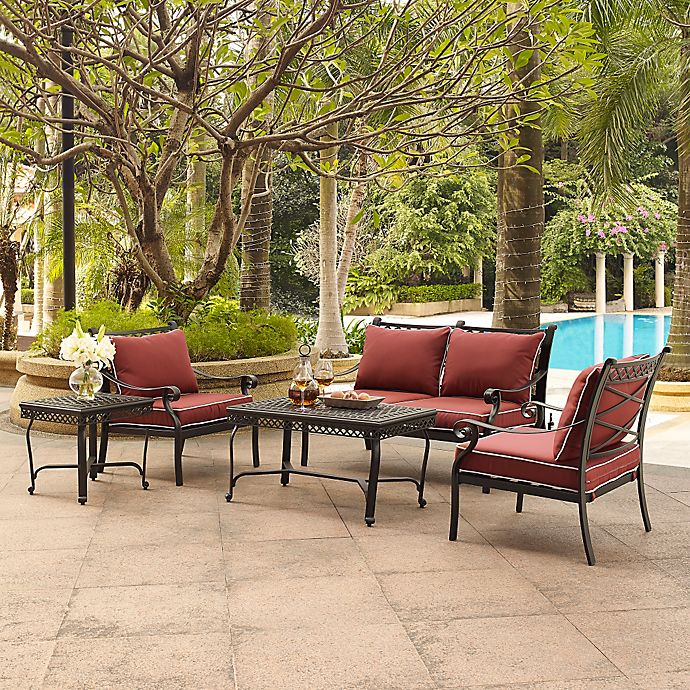 Crosley Portofino Patio Furniture Bed