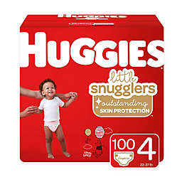 Huggies® Little Snugglers 100-Pack Size 4 Mega Colossal Diapers