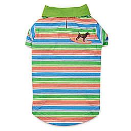 Casual Canine Hawaiian Breeze Cotton Camp Shirt