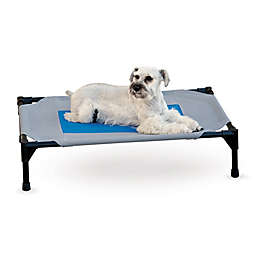 K&H™ Pet Cot™ Cover in Grey/Blue