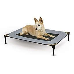 K&H™ Original Large Mesh Pet Cot™ in Grey