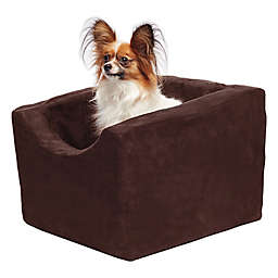 High Density Foam Single Pet Car Booster Seat