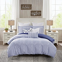 Madison Park Signature Coastal Farmhouse Comforter Set