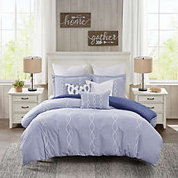 Madison Park Signature Coastal Farmhouse Comforter Set