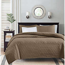 Madison Park Quebec 2-Piece Reversible Twin/Twin XL Coverlet Set