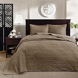 Madison Park Quebec 3-Piece Reversible Bedspread Set