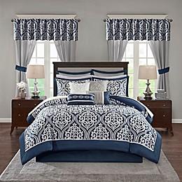Madison Park Essentials Jordan 24-Piece Comforter Set