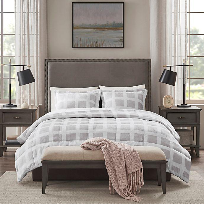 Alternate image 1 for Madison Park® Mae 3-Piece Plush Comforter Set