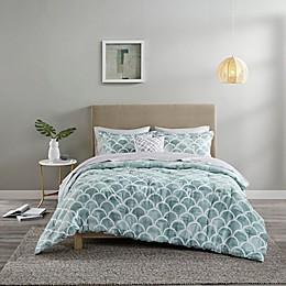 Madison Park Essentials Cleo Reversible Comforter Set