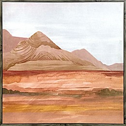 Global Caravan™ Desert 25-Inch x 25-Inch Framed Canvas Wall Art