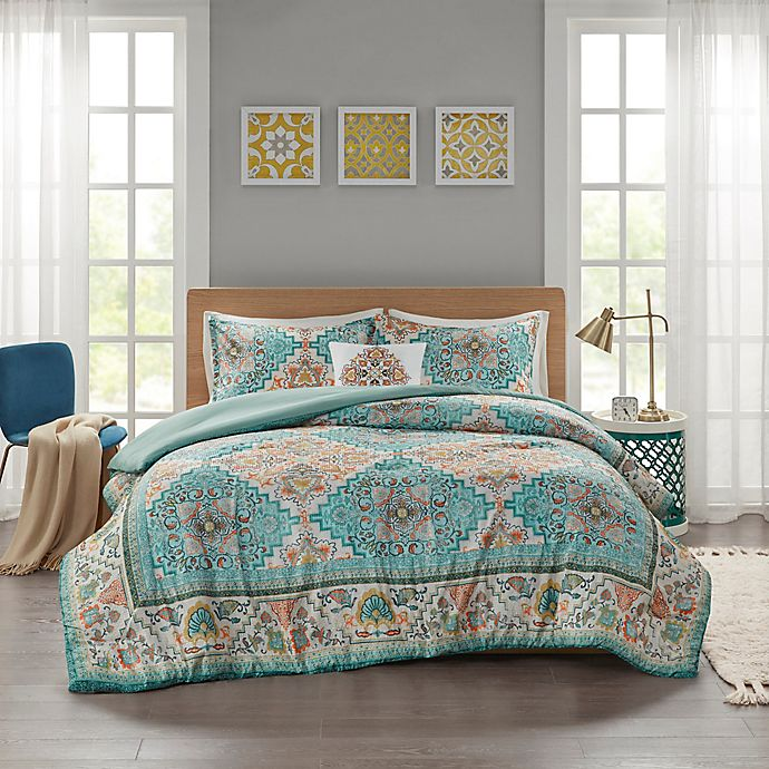 Alternate image 1 for Intelligent Design Deliah Bedding Collection
