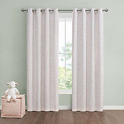 Marmalade™ Amelia Grommet 100% Blackout Window Curtain Panel in Pink