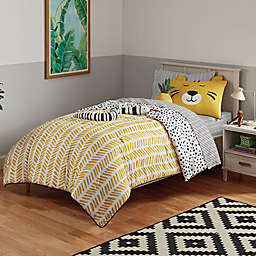 Marmalade™ Amari 5-Piece Reversible Twin Comforter Set in Orange/Multi