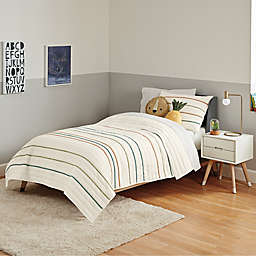 Marmalade™ Kali 3-Piece Full/Queen Quilt Set in White