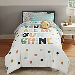 """Marmalade™ """"You Are My Sunshine"""" 7-Piece Reversible Queen Comforter Set"""