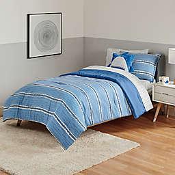 Marmalade™ Luca 5-Piece Reversible Twin Comforter Set in Blue