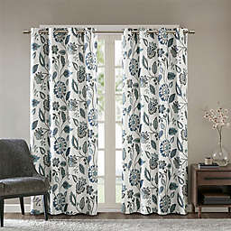 SunSmart Camille Grommet Top Room Darkening Window Curtain Panel (Single)