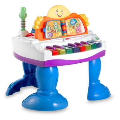 Fisher Price 174 Laugh Amp Learn Baby Grand Piano Buybuy Baby