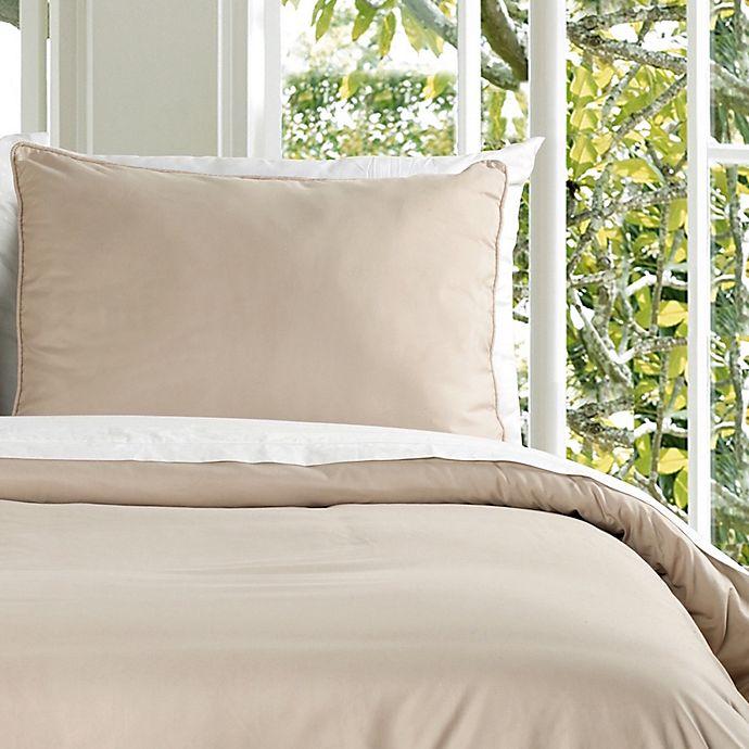 Alternate image 1 for Clean Living Water Resistant Duvet Cover Set