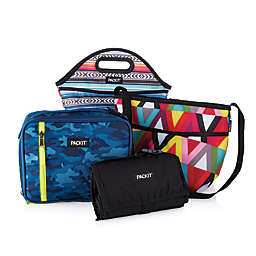 PackIt® Freezable Carryall and Lunch Bags